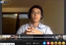 黃台仰上美國網上論壇演講 Speech of Ray Wong in U.S. webinar