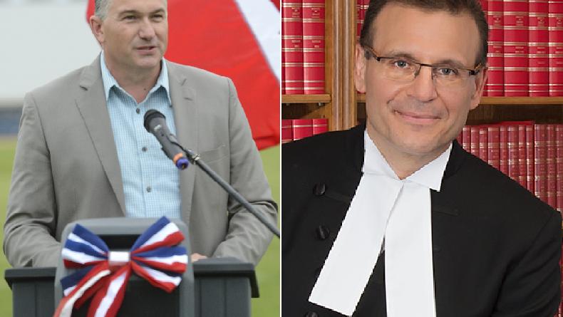 侯沙哥詹貝贊促罰狗官 Senator Leo Housakos & James Bezan MP call for Magnisky sanction on entities related to National Security Law