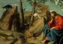 """Jesus is in Peaceable Companionship """"with"""" the Wild Animals. By Chapman Chen, HKBNews"""