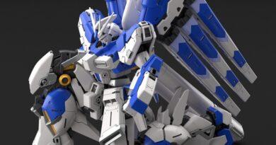 Hi-Nu Gundam (RG) (Gundam Model Kits) $130cad + tax